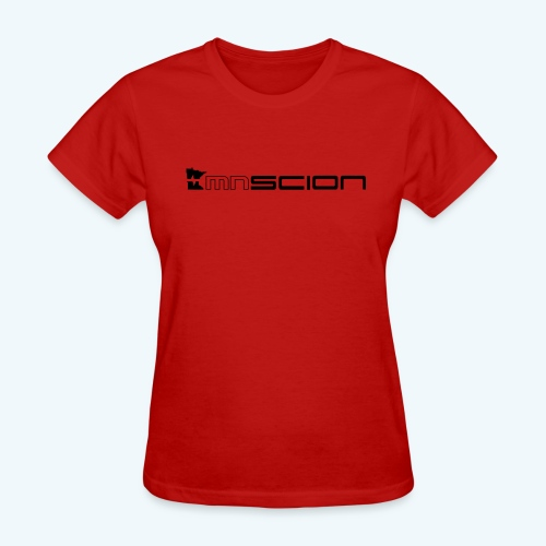 Women's T-Shirt with only front logo - Women's T-Shirt