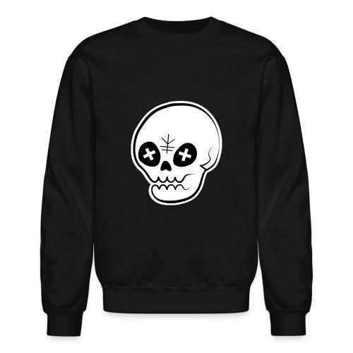 Kareki 枯れ木 Skull Crewneck - Crewneck Sweatshirt