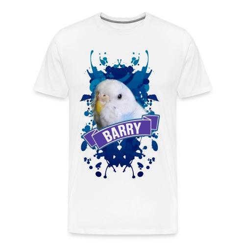 Barry Splatter - MEN - Men's Premium T-Shirt