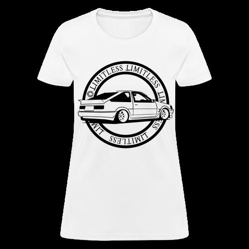 Women's Standard 'Limitless' T-Shirt - Women's T-Shirt