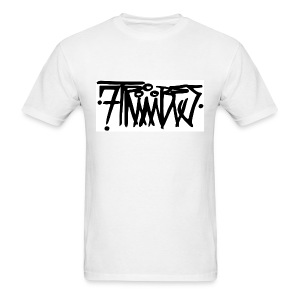 7Triiibes Tee #1 (WHT) - Men's T-Shirt