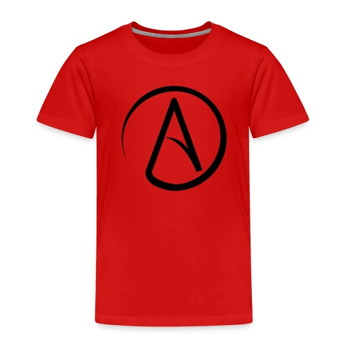 Men's Red T-shirt - Toddler Premium T-Shirt