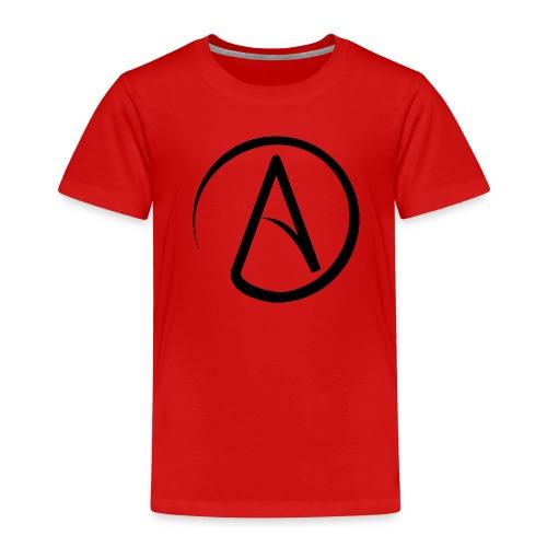 Men's Red T-shirt - Toddler Premium T-Shirt