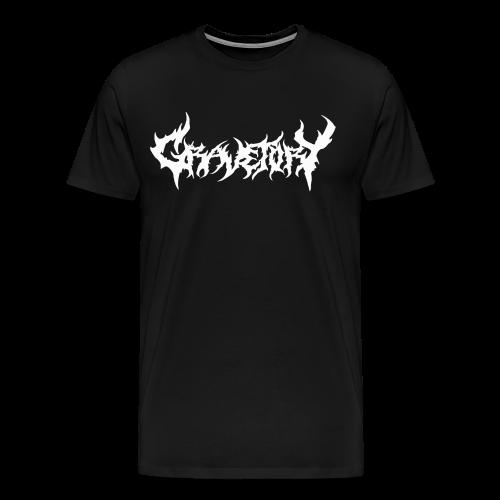 Gravetory logo  - Men's Premium T-Shirt