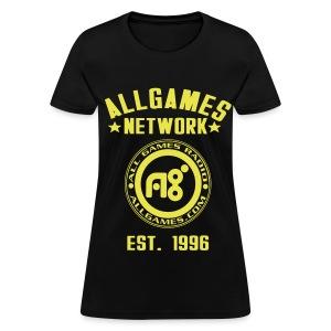 Roots of AllGames - Womens - Women's T-Shirt