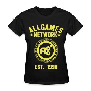Roots of AllGames - Womens - Women's T-Shirt