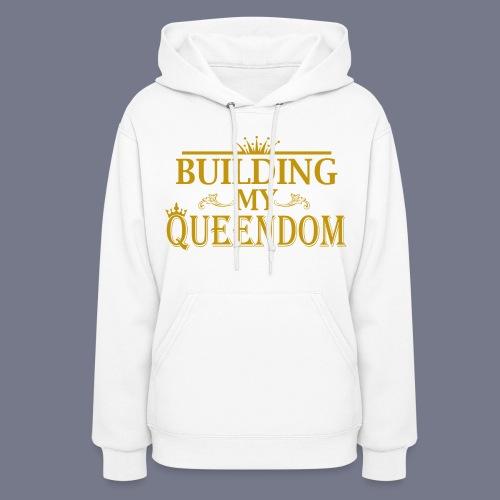 Queendom Hoodie - Women's Hoodie