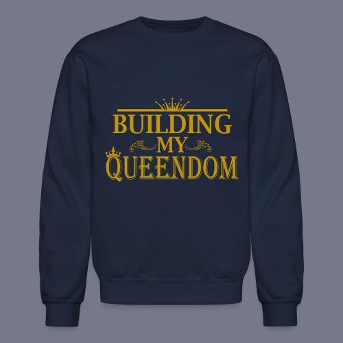Queendom Sweater - Crewneck Sweatshirt