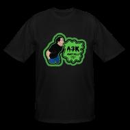 T-Shirts ~ Men's Tall T-Shirt ~ A3k Vomit Alert