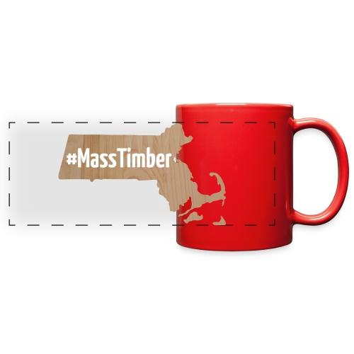 MassTimber Mug - Full Color Panoramic Mug