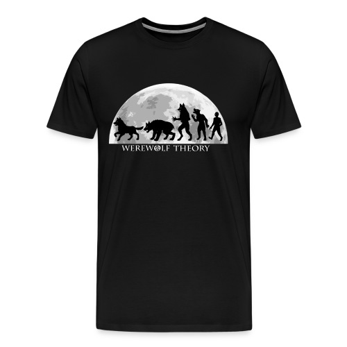 Werewolf Theory: The Change - Men's Premium T-Shirt - Men's Premium T-Shirt