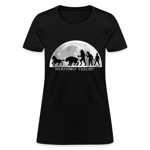 Werewolf Theory: The Change - Women's T-Shirt - Women's T-Shirt