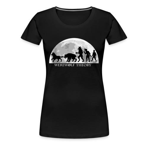 Werewolf Theory: The Change - Women's Premium T-Shirt - Women's Premium T-Shirt