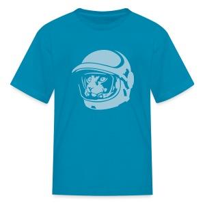 astro cat kids tee - Kids' T-Shirt