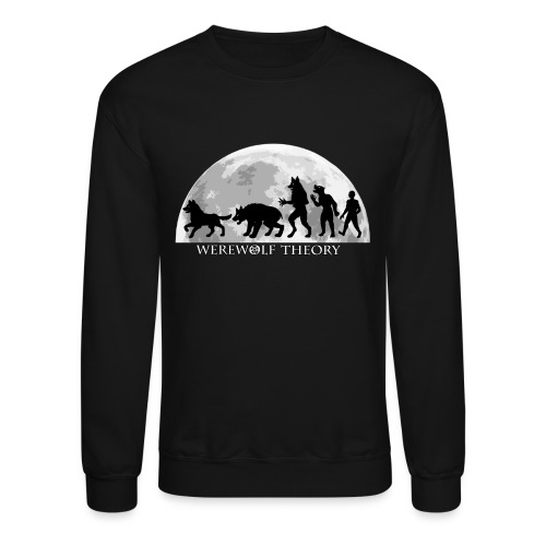 Werewolf Theory: The Change - Crewneck Sweatshirt - Crewneck Sweatshirt