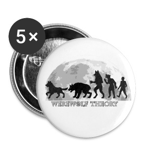 Werewolf Theory: The Change - Large Buttons - Large Buttons