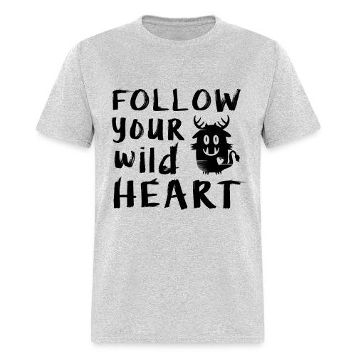 Wild Heart - Men's T-Shirt