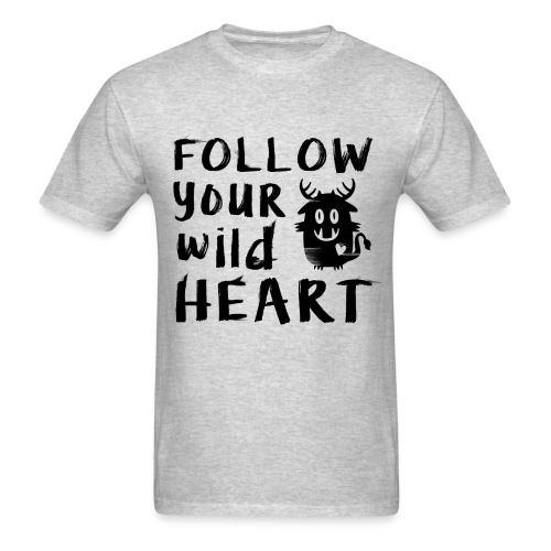 Wild Heart - Men's T-Shirt