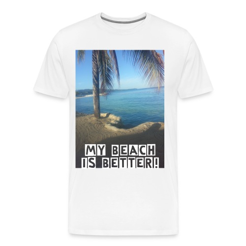 BEACH LIFE T - Men's Premium T-Shirt