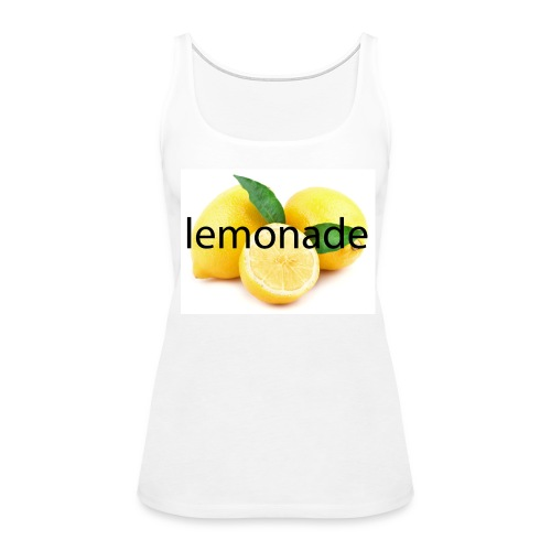 LEMONADE - Women's Premium Tank Top