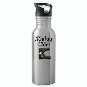 Knifay Clan Compact Bottle Design - Water Bottle