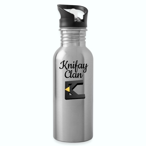 Knifay Clan Compact Bottle Design - Water Bottle