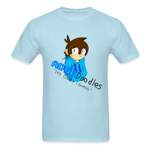 ADGEdoodles T-Shirt - Men's T-Shirt
