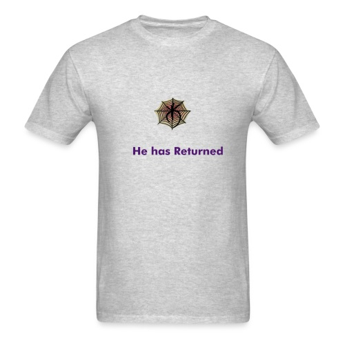 The Official Return Shirt - Men's T-Shirt