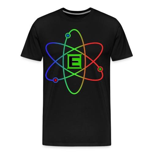 Mens Sponsor Logo - Men's Premium T-Shirt