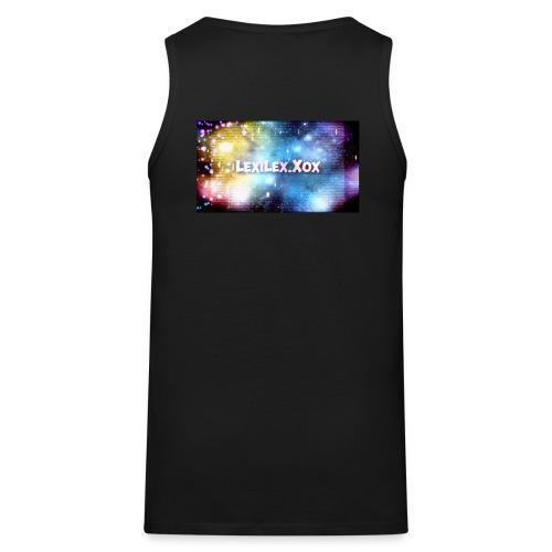 LexiLex.Xox Workout Shirt - Men's Premium Tank