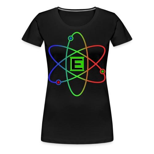 Womens Sponsor Logo - Women's Premium T-Shirt