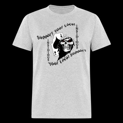 Grey Support Shirt - Men's T-Shirt