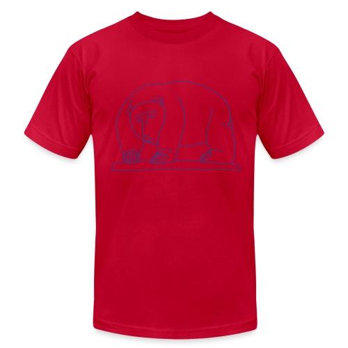 Bears Bridge Moabit - Men's Jersey T-Shirt