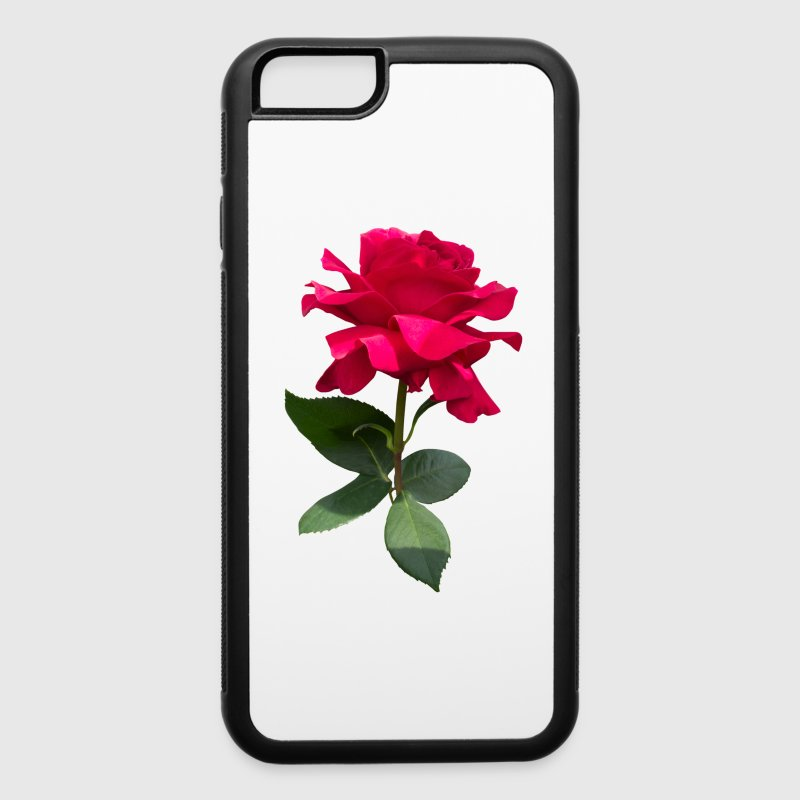 Red rose Phone & Tablet Cases - iPhone 6/6s Rubber Case
