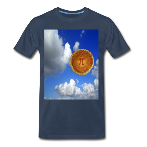 Pi in the Sky - Men's Premium T-Shirt