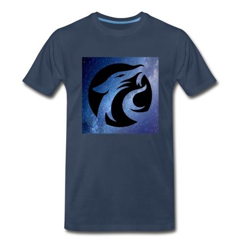 Yoru no Okami Shirt - Men's Premium T-Shirt