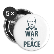 Buttons ~ Large Buttons ~ Putin