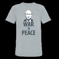 T-Shirts ~ Unisex Tri-Blend T-Shirt ~ Putin