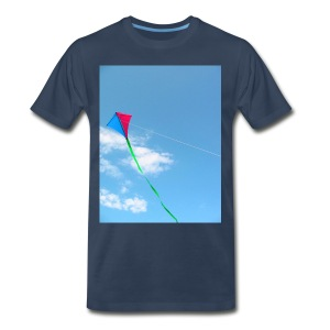 High As A Kite - Men's Premium T-Shirt