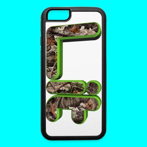 Lit Camo Case - iPhone 6/6s Rubber Case