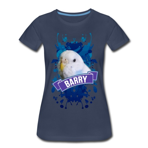 Barry Splatter - WOMEN - Women's Premium T-Shirt