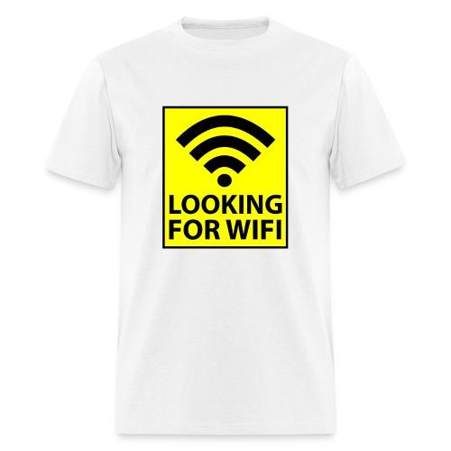 Looking For Wifi - MENS - Men's T-Shirt