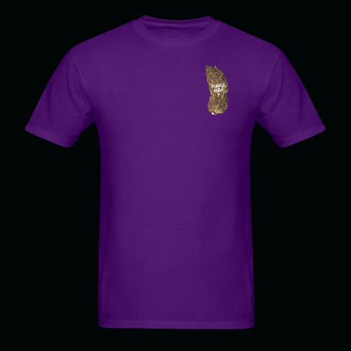 Purplekush Bud - Men's T-Shirt