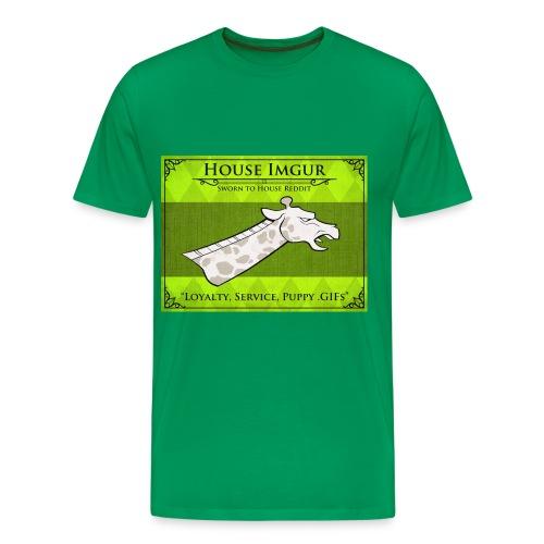 House Imgur - Men's Premium T-Shirt