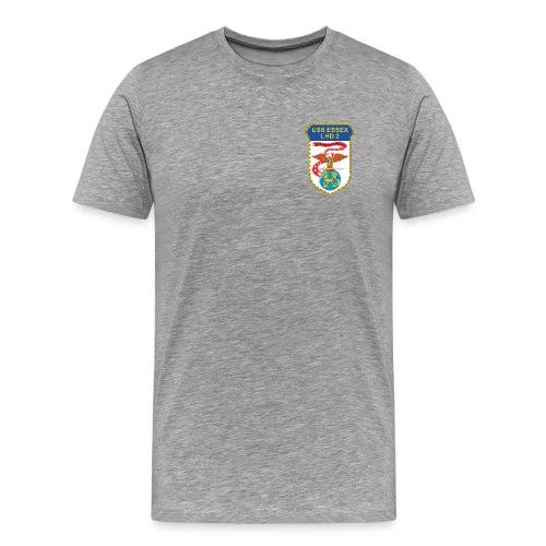 USS ESSEX LHD-2 Premium Tee - Men's Premium T-Shirt