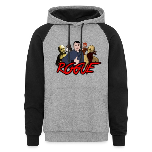 Rogue Games Colorblock Hoodie - Colorblock Hoodie