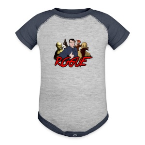 Rogue Games Baby Contrast One Piece - Baby Contrast One Piece
