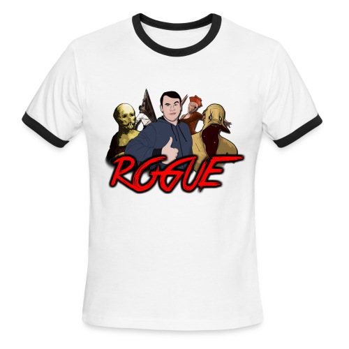Rogue Games Men's Ringer T-Shirt - Men's Ringer T-Shirt