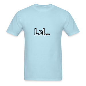 Lol... Men's T-Shirt - Men's T-Shirt