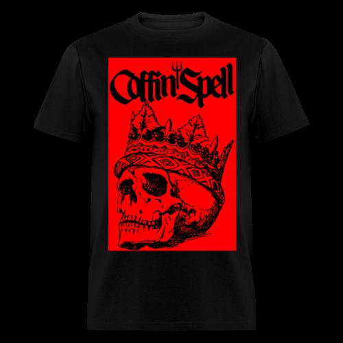 Coffin Spell Crown - Men's T-Shirt